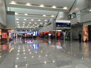 マニラ空港第3ターミナル構内