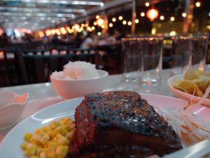 マニラのレストラン「Harbor View Restaurant」