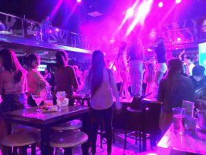 マニラ夜遊び ディスコクラブ