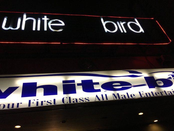 マニラのゲイバー「White bird」