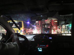 マニラ タクシー