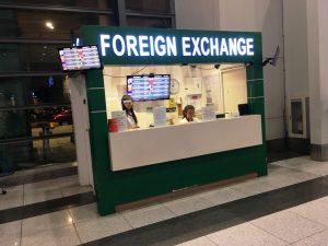 マニラ空港 第3ターミナル おすすめ両替所