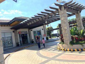 フィリピンのおすすめドライブスポット タガイタイ モール