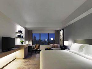 ニューワールドホテル ホテル室内