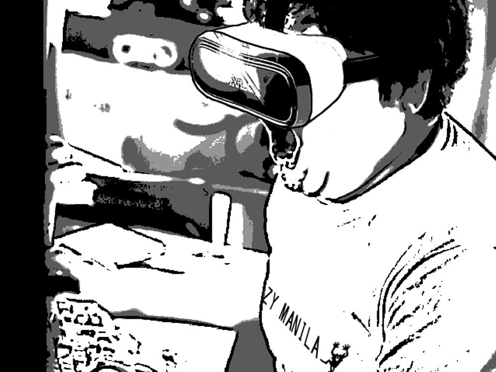 レンジ興奮中 VR