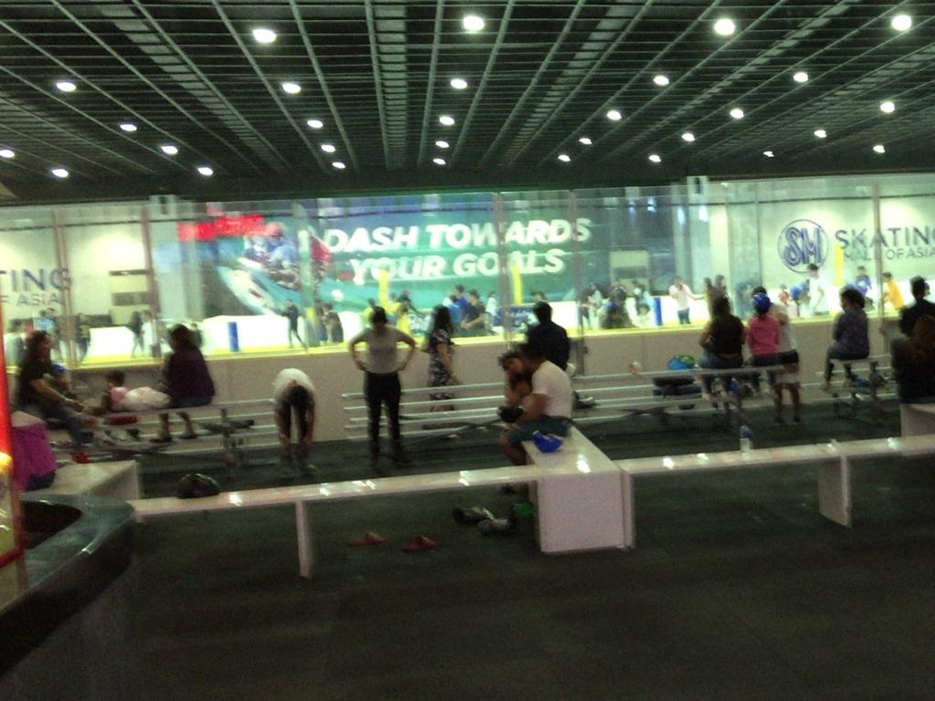 フィリピン スケート