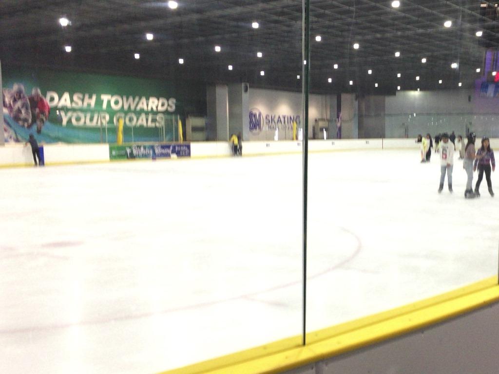 MOA スケートリンク