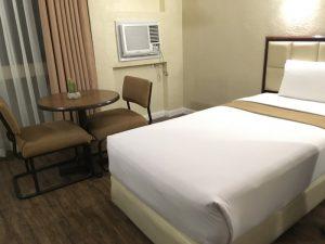 マニラのおすすめホテル「ロスマンホテル」