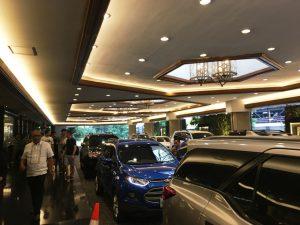 マニラの高級ホテル「Dusit Thani Manila」