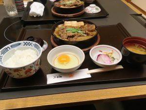 フィリピーナと日本料理