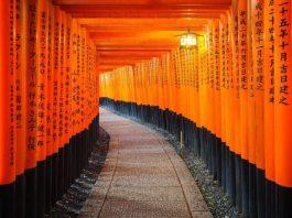 伏見稲荷神社 千本鳥居 京都