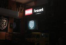マニラ マカティのおすすめKTV「Secret」外観写真
