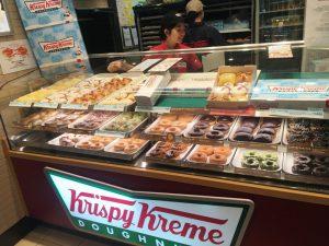 ドーナツ店