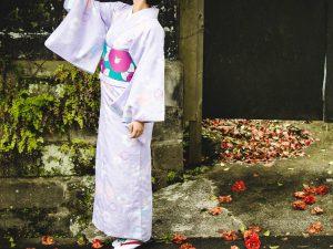 名古屋城 着物 写真撮影