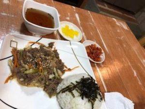 フィリピン 韓国料理
