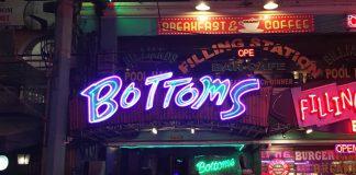 【夜遊び】マニラの人気ゴーゴーバー「ボトムス Bottoms」