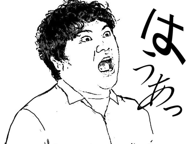 KTVで興奮する日本人
