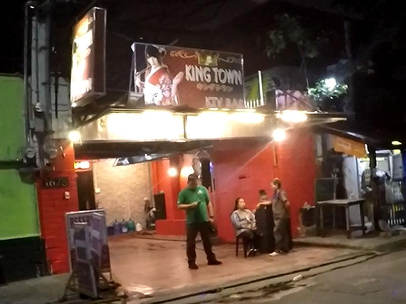 マラテのKTV「King Town キングタウン」