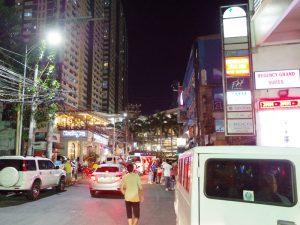 フィリピン 夜遊び