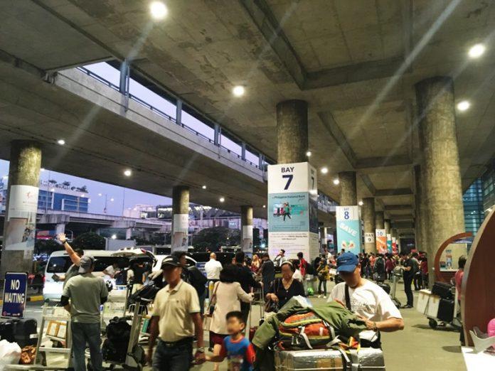 マニラ空港 第三ターミナル