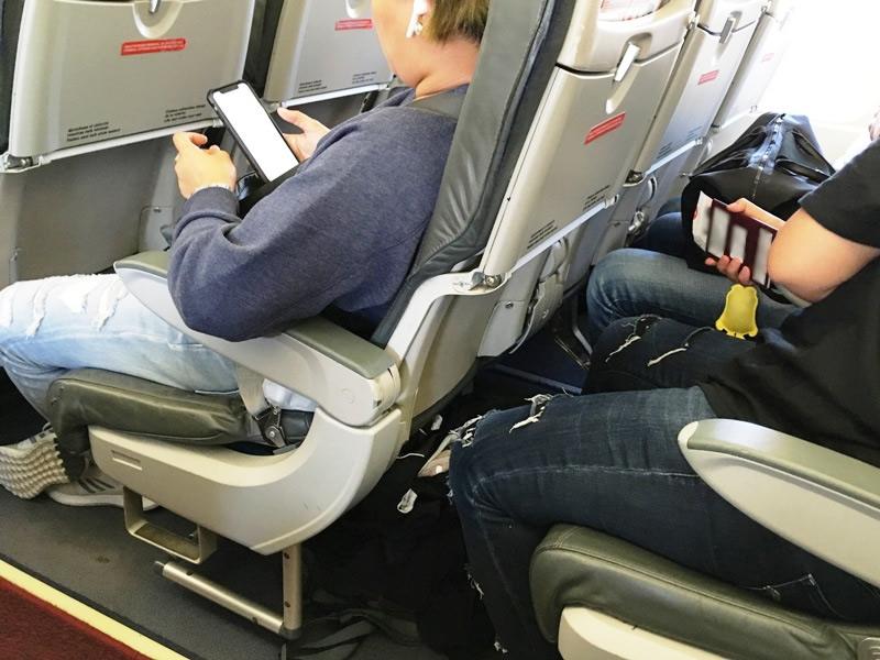 エアアジア AirAsia 座席のスペース