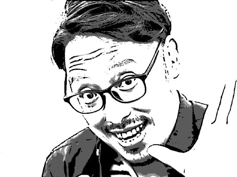 ダイスケさん クレイジーマニラのトピックスライター