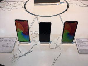 誕生日プレゼント iPhoneX