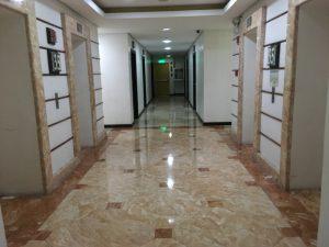 JMMホテル 廊下