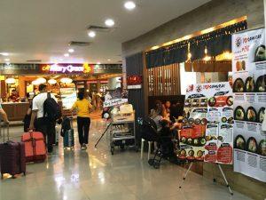 マニラ空港 第三ターミナル フードコート