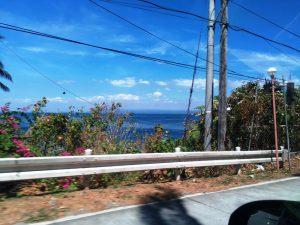 バタンガスからマニラへ戻る ドライブ