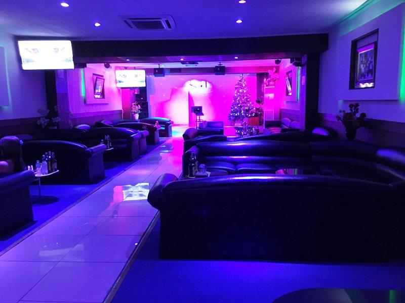 マニラ夜遊び KTV「カイ Kai Lounge」 ダイニング