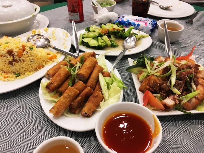 【フィリピン】グルメ マニラのおすすめレストラン「エメラルド Emerald Garden Restaurant」