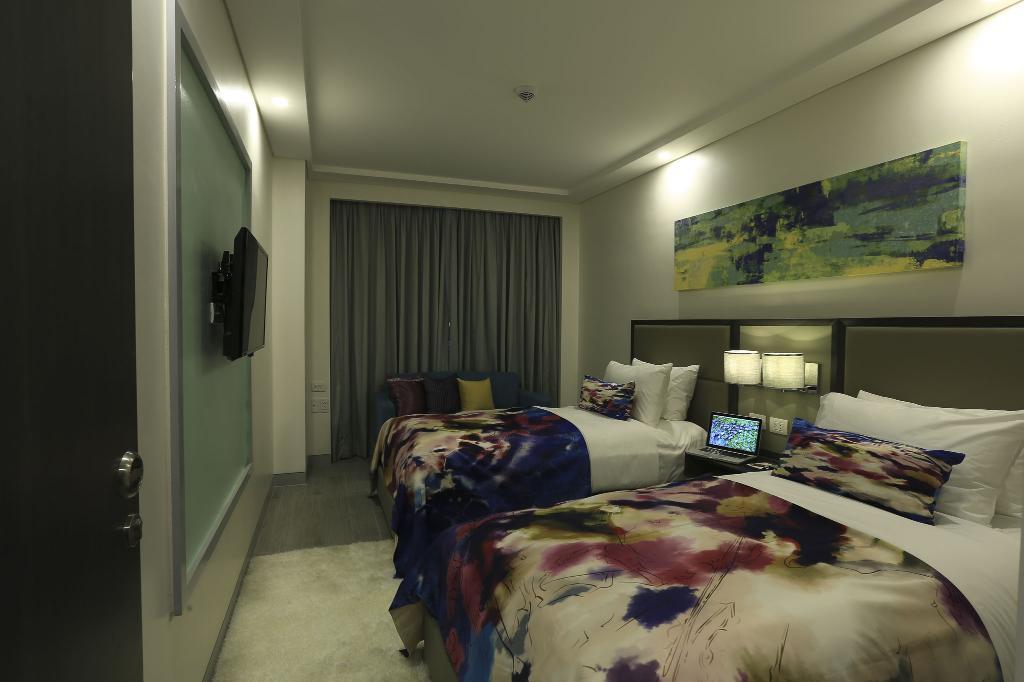 サヴォイ ホテル マニラ (Savoy Hotel Manila) 部屋