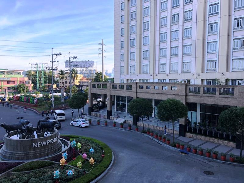サヴォイ ホテル マニラ (Savoy Hotel Manila) 外の風景