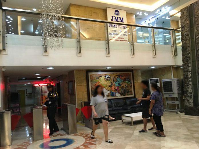 マニラのおすすめホテル『JMMグランドスイーツ』
