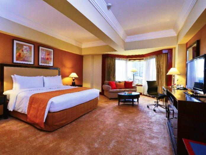 ダイアモンドホテル 室内写真