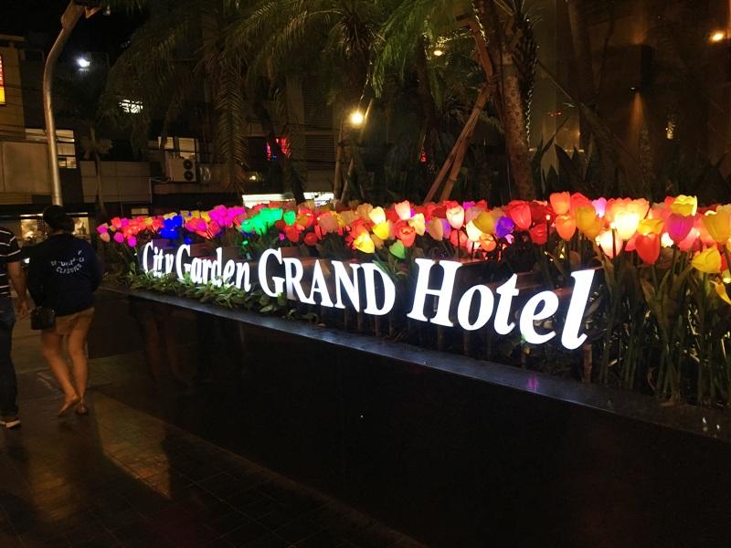 シティーガーデングラウンド ホテル マニラ マカティ ブルゴス
