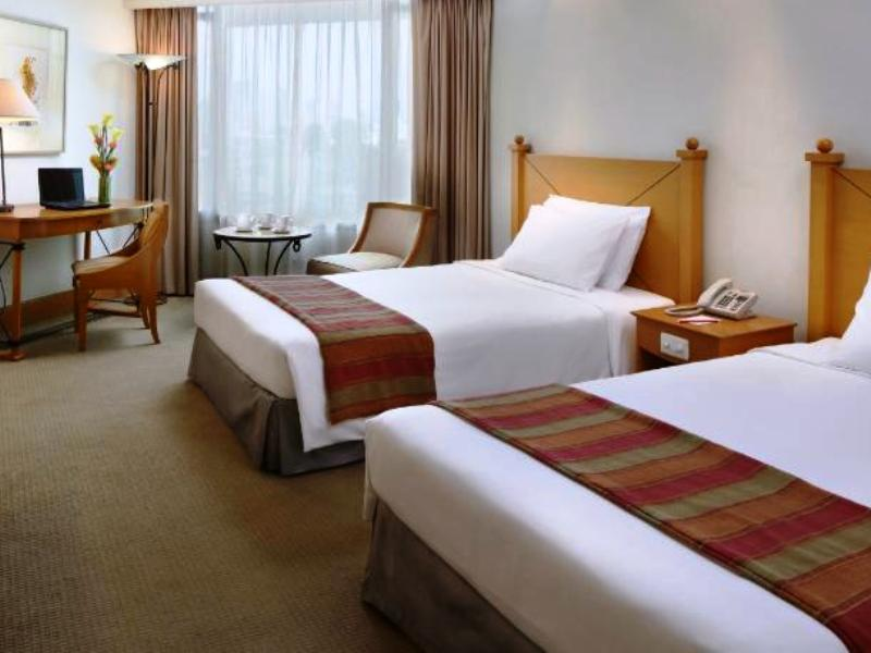 ヘリテージホテル 客室 マニラ パサイ