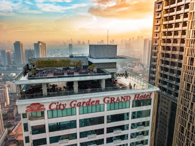 シティ ガーデン グランド ホテル (City Garden Grand Hotel)